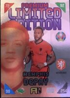 Panini Adrenalyn XL UEFA Euro 2020-2021 Memphis Depay Limited Edition