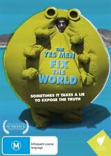 The Yes Men Fix The World (DVD, 2011) New  Region Free