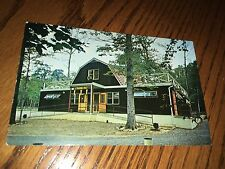 Altoona Pa. Lakemont Family Campground Trading Post Building Old Postcard
