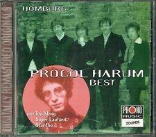 Procol HARUM HOMBURG (Best of) Zounds CD RAR programmazione a oggetti