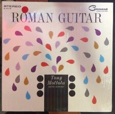 Tony Mottola Roman Guitar Record RS816SD