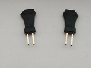 Car SRS Airbag Emulator Repair bypass resistors 2.7ohm 2pcs for diagnostics mot