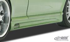 RDX Seitenschweller AUDI A3 8L Seiten Schweller Spoiler Leisten ABS RDSL101