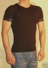 Olaf Benz T-Shirt schwarz Größe XL Stretch V-Shirt  V-Ausschnitt