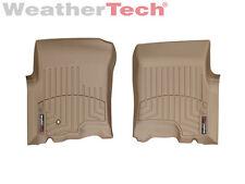 WeatherTech Floor Mats FloorLiner - Ford F-150 SuperCrew - 2000-2003 - Tan