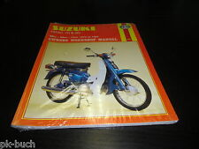 Repair Manual Workshop Manual Suzuki Fr 50 70, 80 49 cc 69 cc 79 cc 1974-87