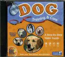 Easy Dog Training & Care, How To Step by Step, PC & MAC