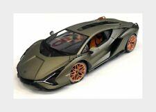 Lamborghini Sian Fkp37 Hybrid 2020 news BURAGO 1:18 BU11046 MMC