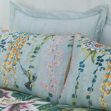 Riva Paoletti Egyptian Cotton Pillowcase Plain Cream 400 TC Cotton 50 x 75cm
