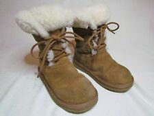 UGG Australia Winter Suede Upper Shoes for Girls