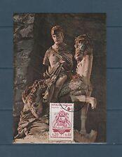 carte  1er jour  croix rouge  Saint Martin    1960