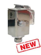Fold-Down Bull-Bar Antenna Bracket Mount Polished for RFI CD7195,CD2195,CD2197,