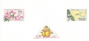 Gabon Stamps