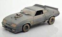 MAD MAX FORD FALCON V8 INTERCEPTOR MUDDY VERSION DIECAST RARE MODEL 1:18 SCALE