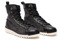 Adidas Originals Mens Superstars Jungle Shoes Classic Trainers Casual Hi Top