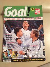 Sport Bild Goal! Sammelalbum EM 2004, vollständig
