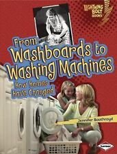 From Washboards to Washing Machines: How Homes Have Changed