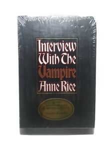 NEW Anne Rice Interview With The Vampire 20th Anniversary SIGNED Limited Edition
