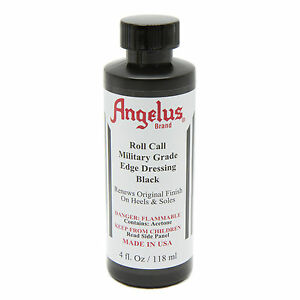 Angelus Brand Roll Call Military Edge Dressing - 4oz