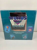 New 1993 Words From Words - Timed Spell Out a Longer Word Game