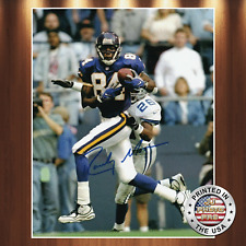 Randy Moss  Autographed Signed 8x10 High Quality Premium Photo REPRINT