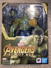 S.H. Figuarts Hulk Action Figure Avengers Infinity War Bandai Tamashii Nations