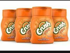 Orange Crush Liquid Water Enhancer Drink Mix 1.62 oz 4 Bottles