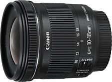 Canon Ef-s 10-18/4 5 -5 6 STM est objectif Grand Angle