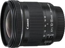 Objectifs Canon pour appareil photo et caméscope Canon EF-S, sur auto & manuelle