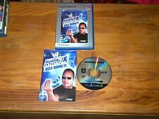 jeu ps2 smack down  just bring it playstation 2 +12ans idee cadeau de noel