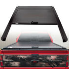 Bed Retractable Roll-up Hard Tonneau Truck Cover Lock For Ford F-150 5.5ft 10-20