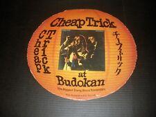 Rare Cheap Trick At Budokan 1978 Vintage Orig Music Record Store Promo Display