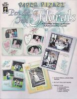 Pen and Ink Florals Paper Book - Hot off the Press