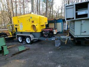 Wacker Neuson HI900 HI-900 Indirect Fired Construction Jobsite Diesel Heater