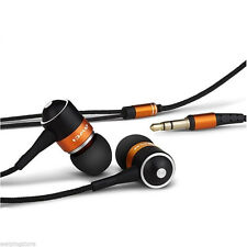 Bass Headset Stereo In-Ear 3.5mm Headphone Earphone Earbud For iPhone Samsung