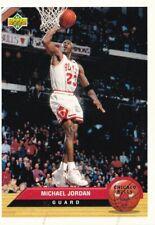 1992-93 UPPER DECK MICHAEL JORDAN MCDONALD'S #P5