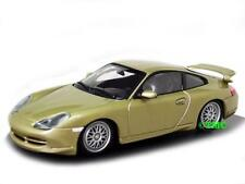 Porsche 911 (996) GT3  1999-2001  gold metallic  / Minichamps  1:43