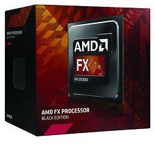AMD FX 4350 Socket AM3+ Quad Core 4.20Ghz Black Edition Processor L2:4MB L3:8MB
