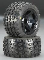 "Pro-Line 1175-12 Dirt Hawg 2.8"" Mounted Tires Desperado Wheels (2)"
