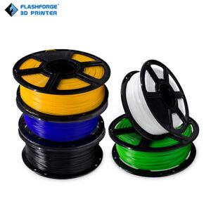 Flashforge PLA 1.75mm 3D Printer Filaments Spool-Dimensional Accuracy +/- 0.05mm