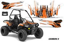 Polaris Sportsman ACE 150 ATV Graphic Kit Wrap Quad Accessories Decals CARBONX O