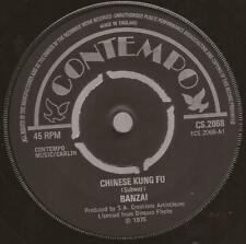"Banzai ""Chinese Kung Fu"" Northern Soul  Contempo CS 2068"