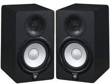 Yamaha HS-5 Active Studio Monitor Pair Black Brand NEW (120 Voltage)