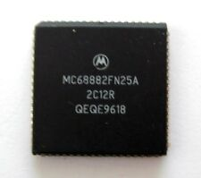 Motorola MC 68882 FN25 FPU 25 Mhz processor ATARI MEGA STE, FALCON, AMIGA, APPLE