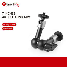 """SmallRig 2065 7"""" Articulating Arm/1/4"""" Thread On Ends/For Monitor/NEW"""