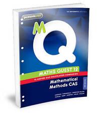 Maths Quest 12 Mathematical Methods CAS 2E TI-Nspire Calculator Companion ew, fr
