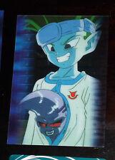 DRAGON BALL Z GT DBZ PANINI CARDDASS CARD CARTE PLASTIQUE 137 NEAR MINT 1999
