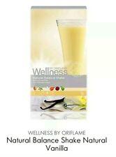 Oriflame Wellness Natural Balance Shake Vanilla *NEW & SEALED*