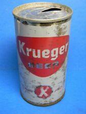New listing Vintage Rare 1960'S Krueger K-Man Beer Can Cranston Rhode Island No Newark Nj