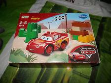 Lego Duplo Disney Cars Flash Mc Queen Reférence 5813 avec boîte d'origine 2011